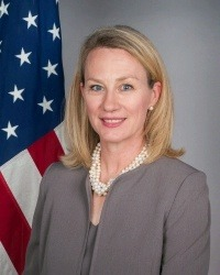 Alice Wells, USA