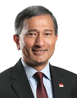 Dr Vivian Balakrishnan, Minister for Foreign Affairs of Singapore